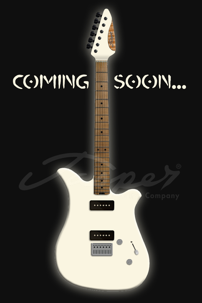Jasper Guitars - Olam