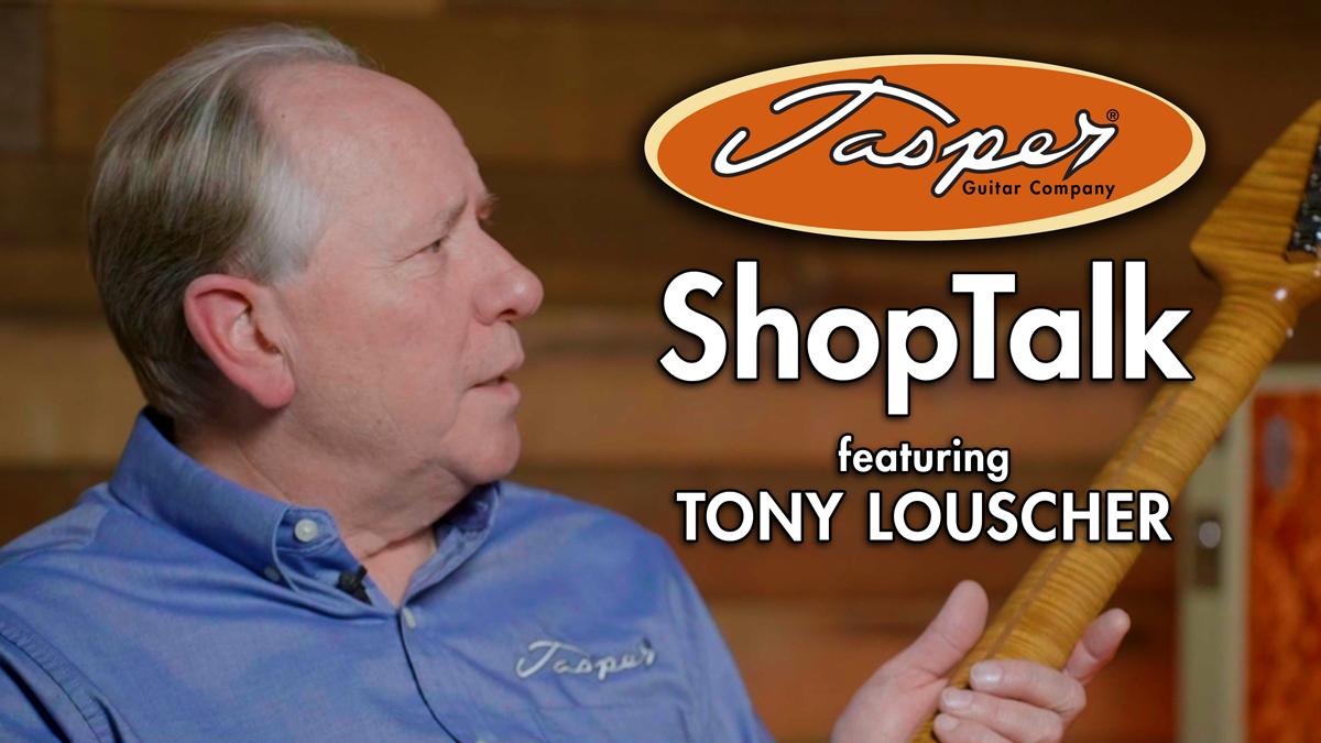 ShopTalk: Meet Tony Louscher